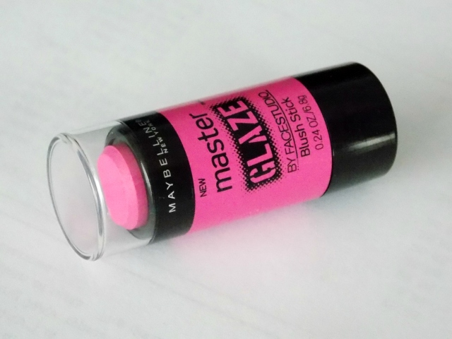 Maybelline New York Master Glaze Cream Blush Stick in Pink Fever