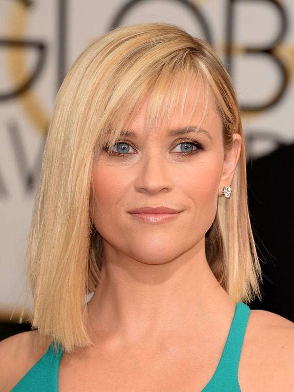 Reese Witherspoon at the 2014 Golden Globes