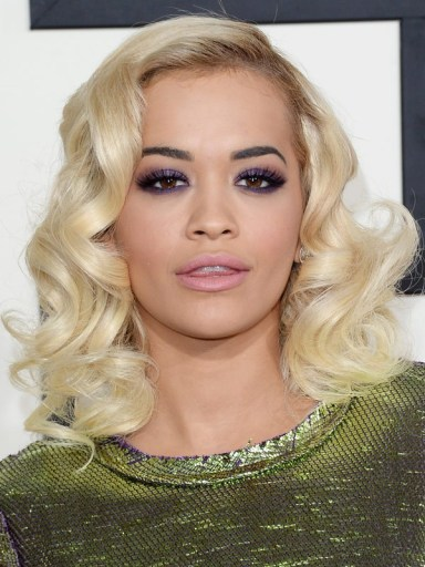 Rita Ora at the 2014 Grammy Awards