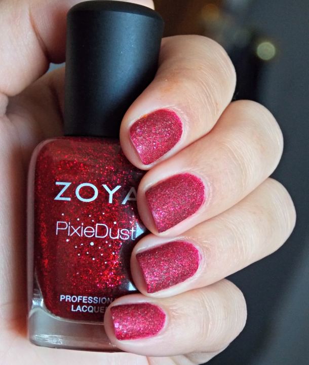 Sprinkle Some Pixie Dust With Zoya Nail Polish