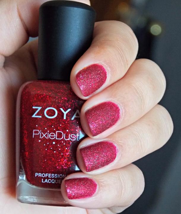 Sprinkle Some Pixie Dust With Zoya Nail Polish