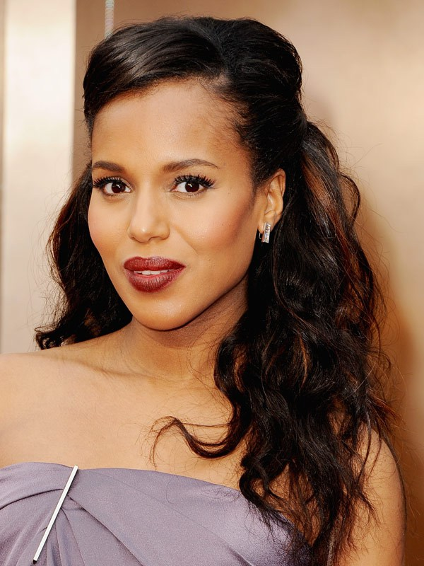 Kerry Washington at the 2014 Academy Awards