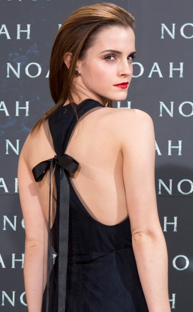 Emma Watson Stuns at the Noah Premiere in Berlin