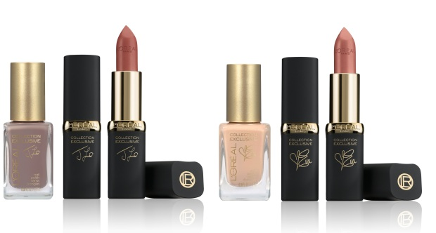 L'Oreal Paris Nude Couture Collection