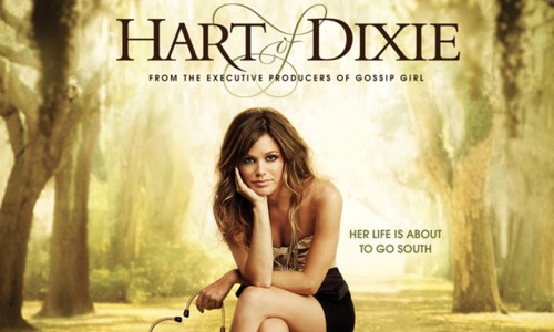 Hart of Dixie, starring Rachel Bilson