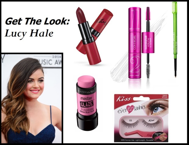 Get The Look: Lucy Hale