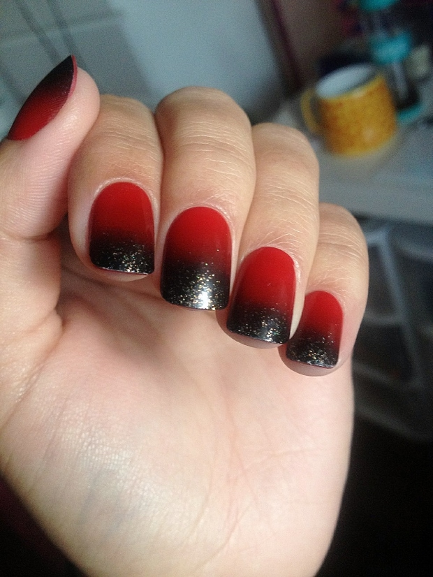 Broadway ImPress Press-On Manicure Halloween 2014 Collection: Hollywood Satin