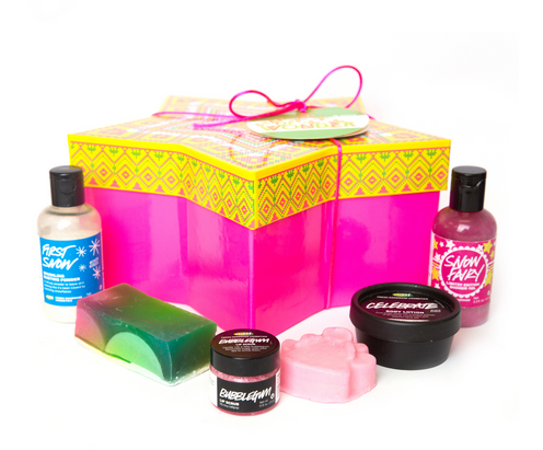 LUSH Star Of Wonder Holiday Gift Set