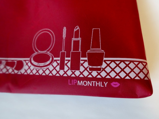 November 2014 LipMonthly Bag