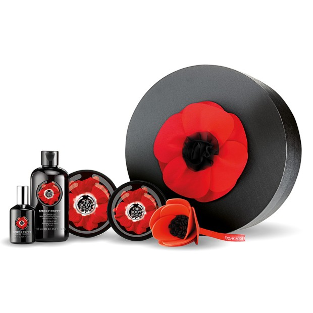 The Body Shop Smoky Poppy Limited Edition Scent
