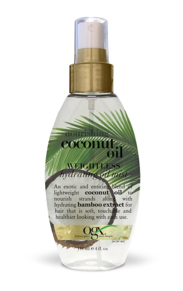 Organix Nourishing Coconut Oil